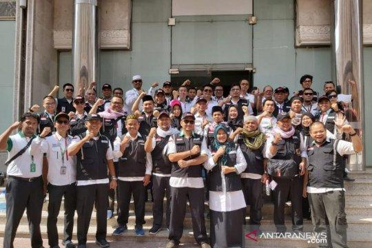460 petugas haji Daker Mekkah rampung bertugas