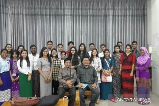 UMSU tawarkan beasiswa untuk mahasiswa Muslim Myanmar