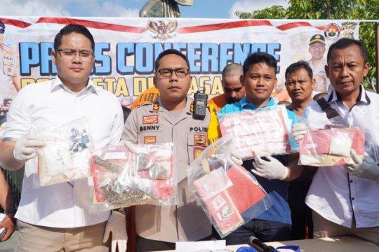 Polresta Denpasar tangkap 17 bandar narkotika