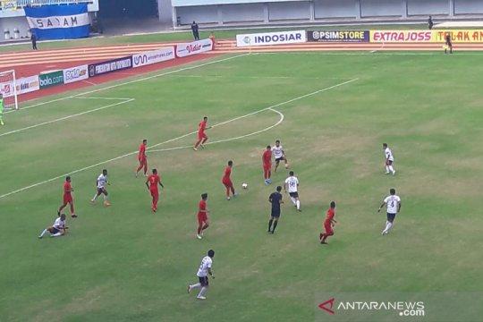 Timnas U-23 bungkam Bali United 1-0 pada Trofeo HB X