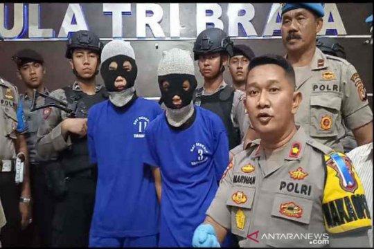 Sehari, penusuk santri di Cirebon lakukan dua kasus kejahatan