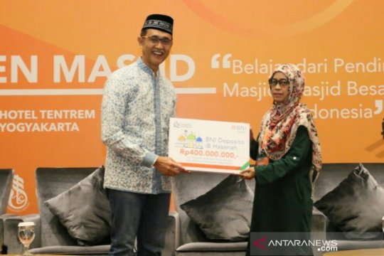 BNI Syariah gelar Lokakarya Nasional Pelatihan Manajemen Masjid