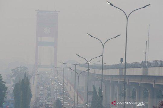 Dinkes Palembang imbau gunakan masker hindari infeksi pernafasan
