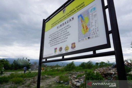 Bencana Palu 2018 tidak bisa jadi acuan untuk peta rawan bahaya
