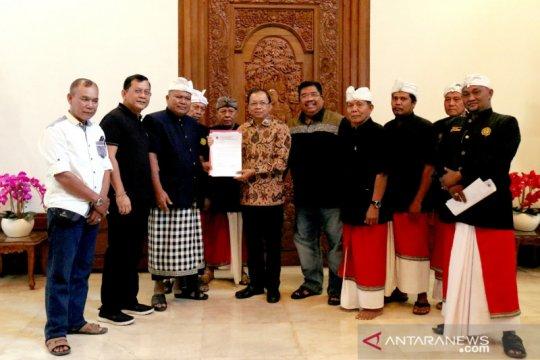 Koster terima kesepakatan lahan adat untuk bangun Bandara Buleleng