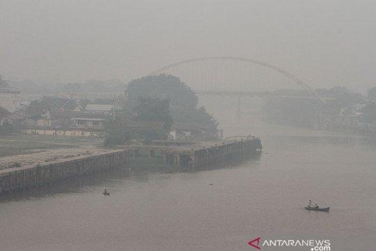 Indikasi karhutla, lonjakan titik panas di Riau terdeteksi BMKG