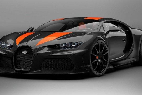 Bugatti Chiron Super Sport 300+ hanya ada 30 unit di seluruh dunia