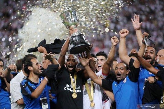 Kalahkan Pyramids, Zamalek juara Piala Mesir 2019
