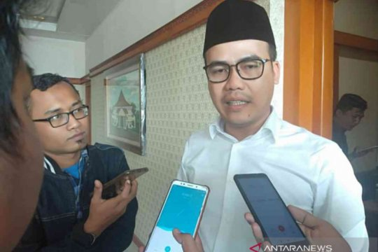 DPRD Bekasi langsung bentuk susunan fraksi