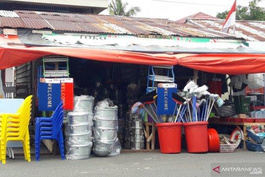 Sambut 10 Muharram, pedagang mulai ramai jual peralatan dapur