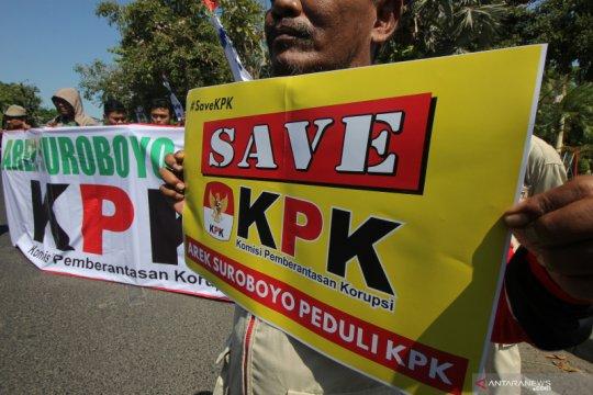 Jokowi disarankan tak keluarkan Surat Presiden Revisi UU KPK