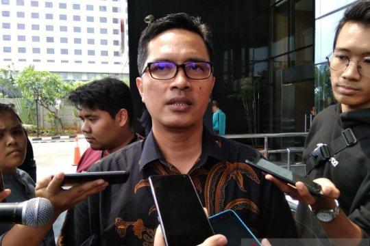 KPK hormati perintah Presiden kepada Menkumham pelajari revisi UU KPK