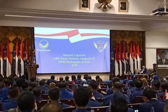 NasDem gelar Sekolah Legislatif untuk anggota DPRD terpilih