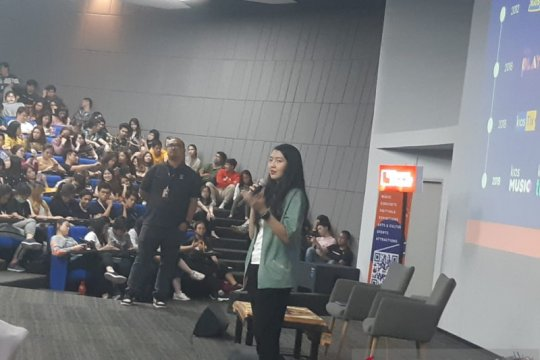 COO Kiostix berbagi tips sukses jadi penyelenggara event