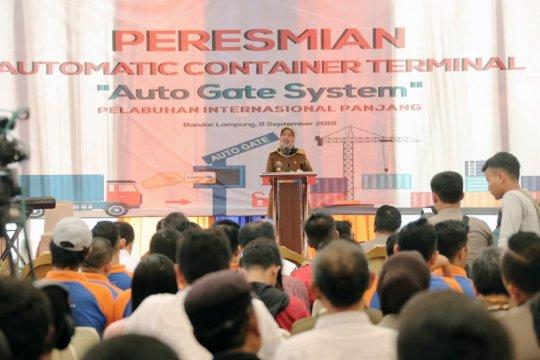 Wagub Lampung dukung Pelabuhan Panjang jadi pionir digitalisasi