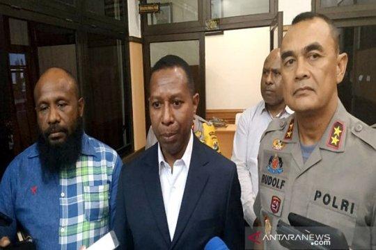 Polri tidak tarik personel BKO di Papua sampai Desember