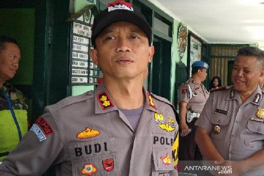 Polisi: Tersangka video asusila meninggal tidak hambat penyidikan