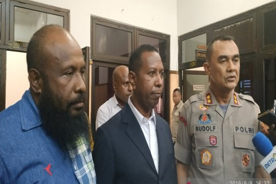 Kapolda Papua: 700 mahasiswa asal Papua pulang