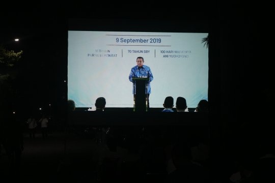 SBY cermati melemahnya rasa persaudaraan beberapa tahun terakhir