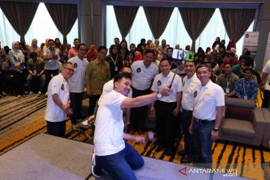 Pekerja Migran Indonesia di Johor Bahru belajar wirausaha
