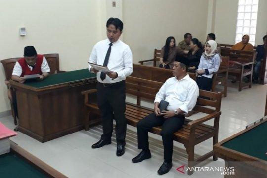 Gubernur Lampung maafkan terdakwa yang catut namanya