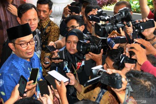 Ridwan Kamil: Pjs Sekda Jabar dilantik Selasa sore