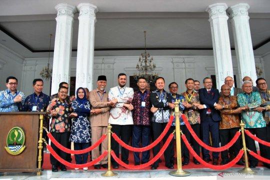 28 wali kota bahas pembangunan perkotaan di Bogor