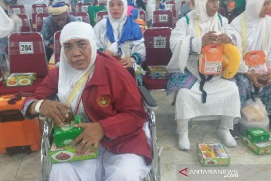 Seorang haji asal Deli Serdang sakit pulang dari Mekkah