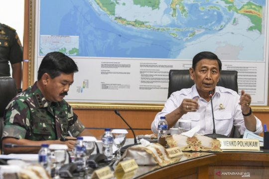 Papua Terkini- Wiranto minta Benny Wenda cs hentikan provokasi