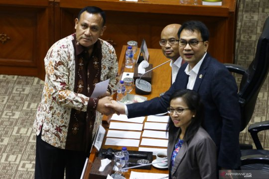 Polda Bali tanggapi terpilihnya Firli Bahuri sebagai Ketua KPK