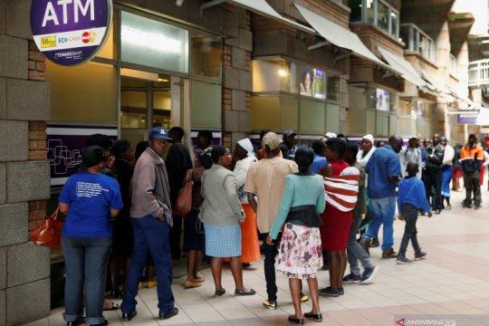 Harga kebutuhan naik, PNS di Zimbabwe tidak sanggup bekerja