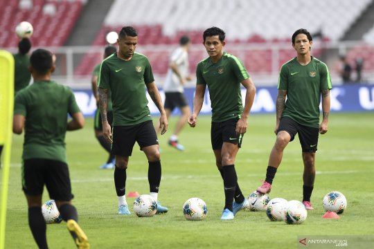 PSSI: antusiasme masyarakat saksikan timnas Indonesia menurun