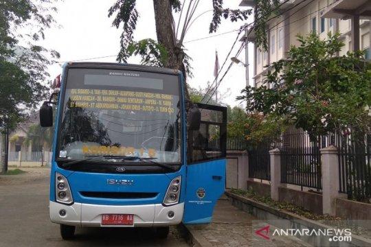 Pontianak operasionalkan10 bus trans atasi kemacetan