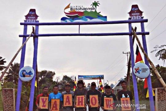 Warga Nias percantik desa dukung Sail Nias 2019