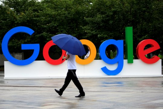 Google bantah tuduhan Rusia soal iklan politik