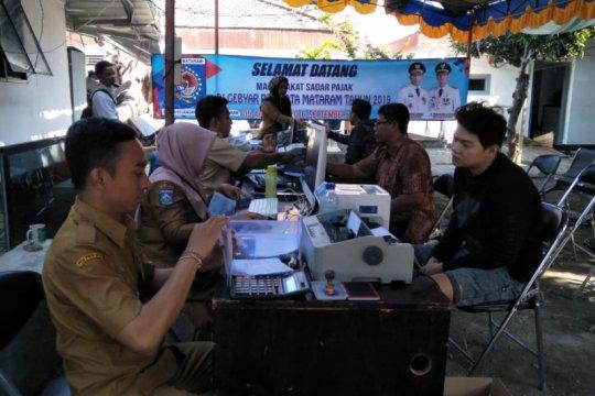 Realisasi penerimaan PBB Kota Mataram belum capai target