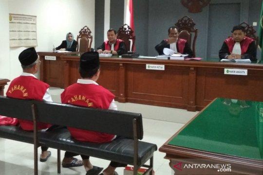 Penangguhan terdakwa kasus keuangan UMK belum dikabulkan hakim