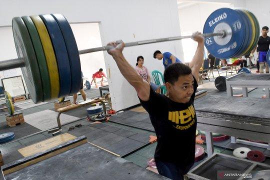 "Songsong SEA Games 2019, lifter Indonesia fokus tingkatkan ""power"""