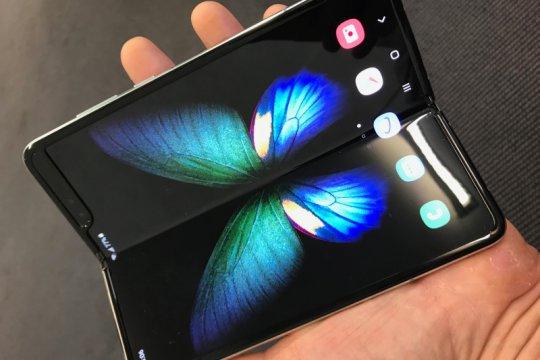 Samsung gandeng Google optimalkan aplikasi untuk Galaxy Fold