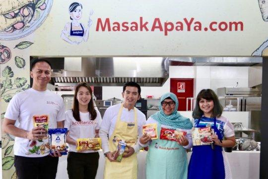 Indofood ajak komunitas ibu hobi masak berbagi resep