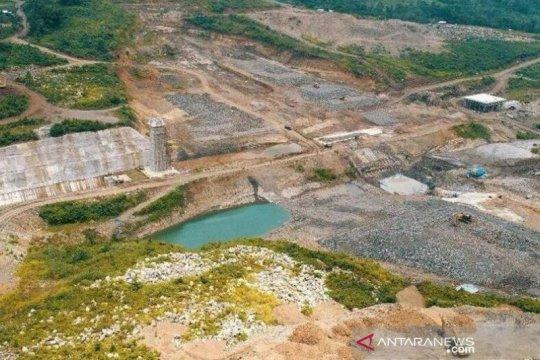 Pembangunan Bendungan Napun Gete di Sikka capai 65 persen