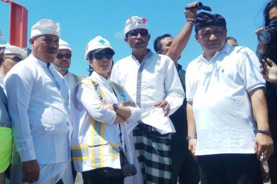 Menteri BUMN dukung pengembangan kawasan Pelabuhan Benoa