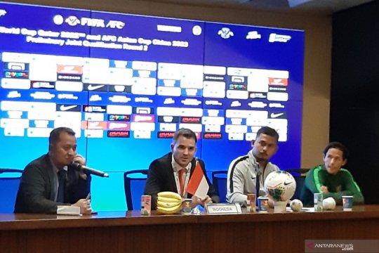 Simon McMenemy frustrasi timnas Indonesia kalah dari Thailand