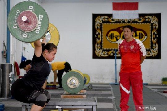 Lifter Indonesia ikuti Kejuaraan Dunia di Thailand