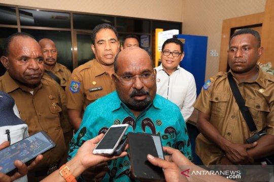 Gubernur Papua: tidak pernah perintah mahasiswa pulang