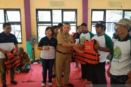 Nelayan Kepulauan Seribu ikuti sosialisasi keamanan melaut