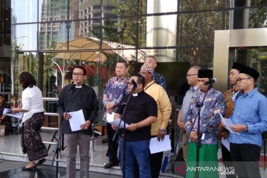 Lembaga keumatan desak Presiden tidak dukung upaya pelemahan KPK