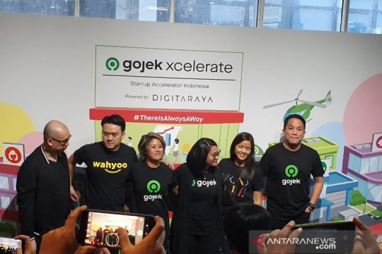 Gojek-Digitaraya luncurkan program akselerasi startup Gojek Xcelerate