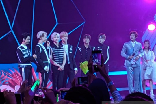 Senang manggung di Indonesia, NCT Dream: Mantuuul!