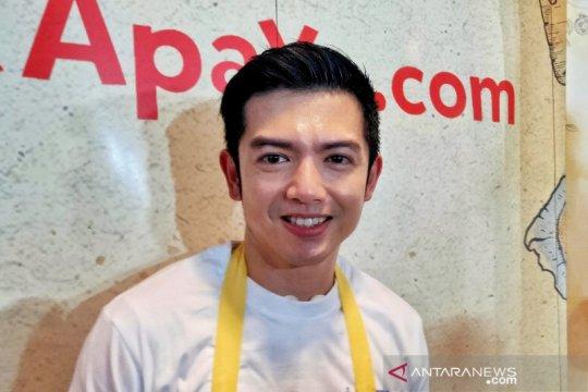 Sibuk masak, Nicky Tirta tinggalkan akting
